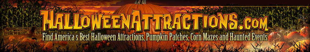 halloween attractions logo - Indiana Halloween Attractions